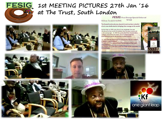 Fesig 1st Meeting Pictures